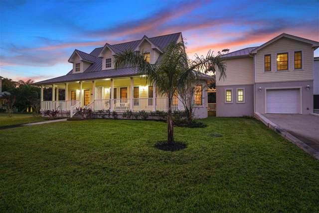 2959 Second St, St Augustine, FL 32084 (MLS #191731) :: Tyree Tobler | RE/MAX Leading Edge