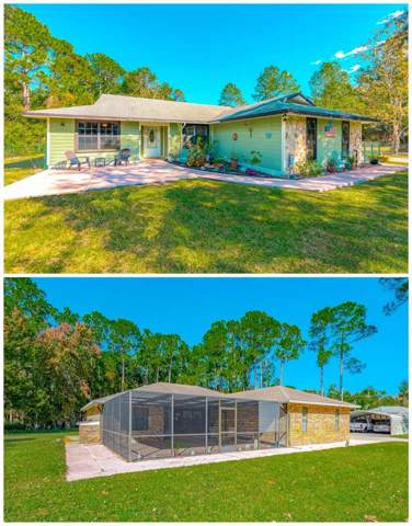 900 Colonial Dr. And 6908 Cypress Point Dr., St Augustine, FL 32086 (MLS #192021) :: Noah Bailey Group