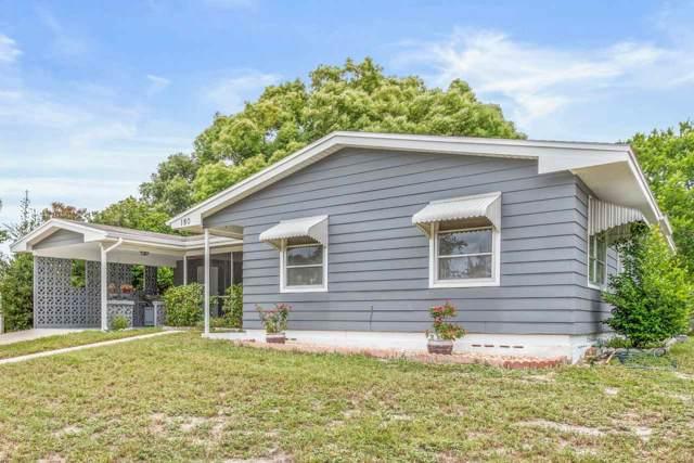 180 Andora St., St Augustine, FL 32086 (MLS #192307) :: Noah Bailey Group