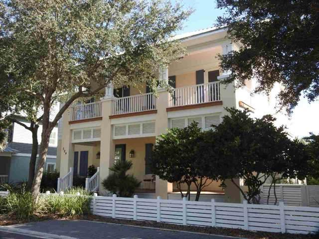 524 Barefoot Trace Circle, St Augustine Beach, FL 32080 (MLS #192338) :: Bridge City Real Estate Co.