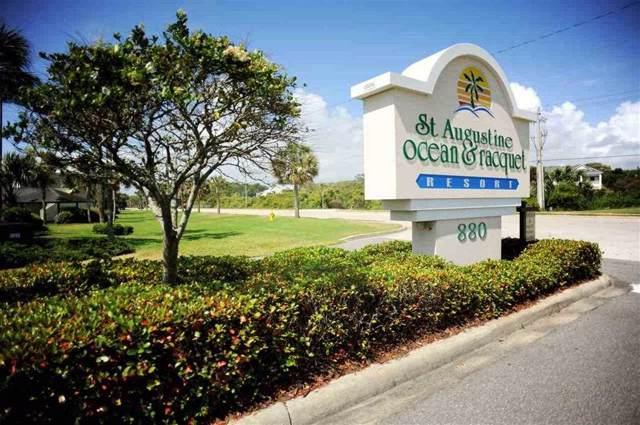 880 A1a Beach Blvd Unit 1306 #1306, St Augustine, FL 32080 (MLS #192764) :: The DJ & Lindsey Team