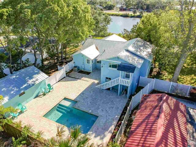 26 Rio Vista Drive, St Augustine, FL 32084 (MLS #193234) :: Noah Bailey Group