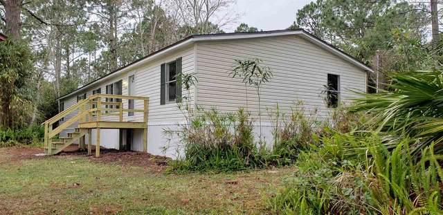 1500 Southwood Pl, St Augustine, FL 32084 (MLS #193535) :: 97Park