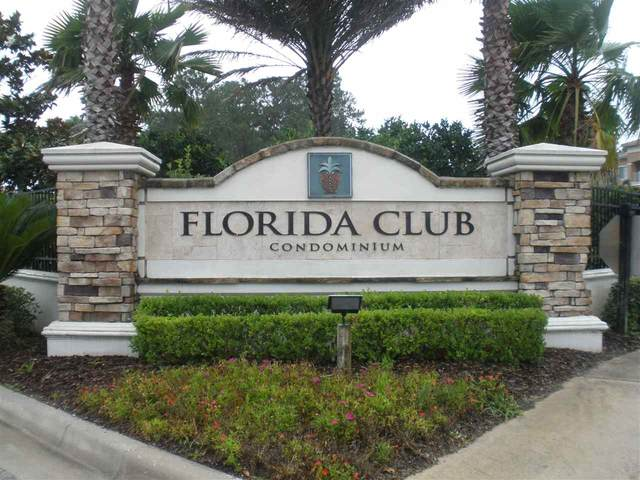 510 Florida Club Blvd #206, St Augustine, FL 32084 (MLS #193962) :: Bridge City Real Estate Co.