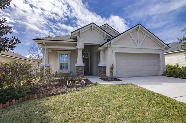 801 N Garden Lake Dr, St Augustine, FL 32086 (MLS #194001) :: Noah Bailey Group