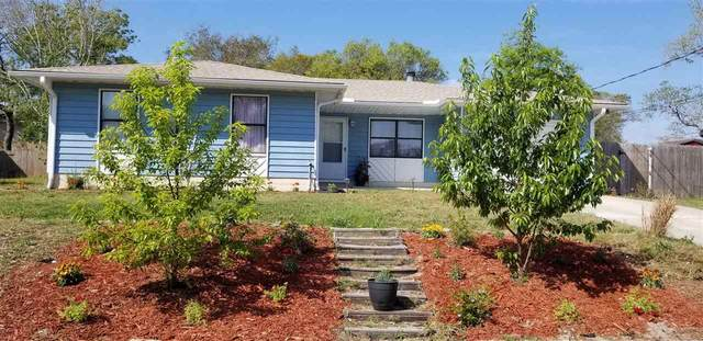 328 Jasmine Rd., St Augustine, FL 32086 (MLS #194202) :: Noah Bailey Group