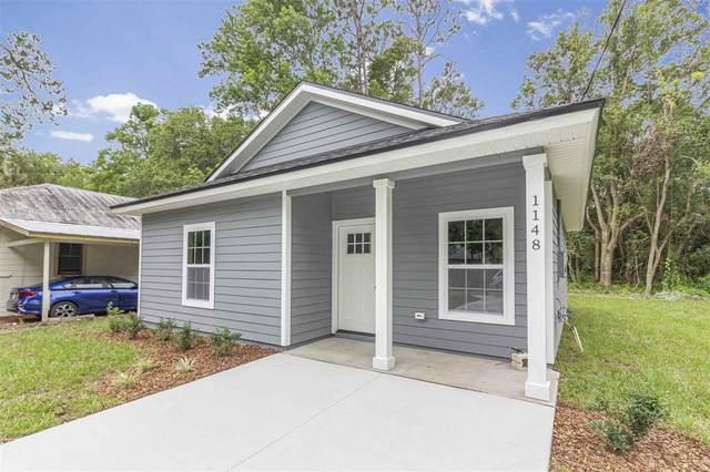 1148 Tocoi Road, St Augustine, FL 32084 (MLS #194223) :: Keller Williams Realty Atlantic Partners St. Augustine