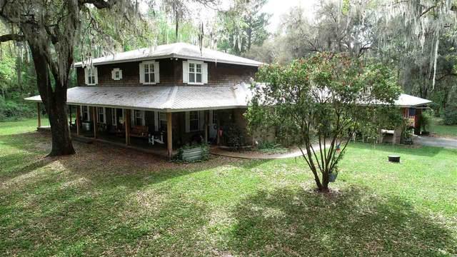 5935 Scoville Rd, Elkton, FL 32033 (MLS #194267) :: Bridge City Real Estate Co.