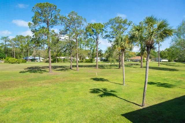 600 Domenico B-8, St Augustine, FL 32086 (MLS #194298) :: Memory Hopkins Real Estate