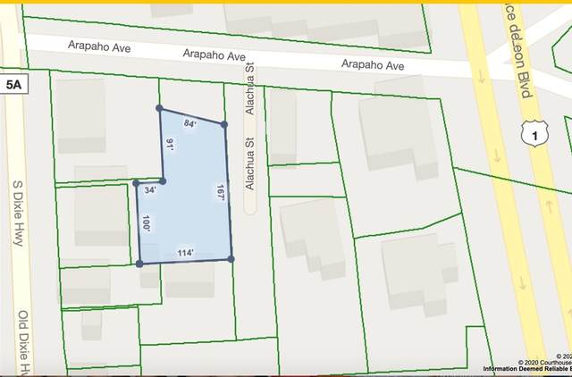 1215 Arapaho Ave, St Augustine, FL 32084 (MLS #194315) :: 97Park