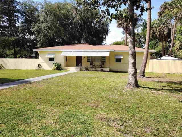 201 E Cochran Ave, Hastings, FL 32145 (MLS #194520) :: Noah Bailey Group