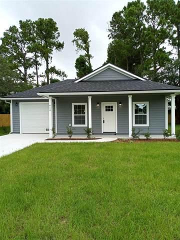 616 W 16th St, St Augustine, FL 32080 (MLS #194624) :: Memory Hopkins Real Estate
