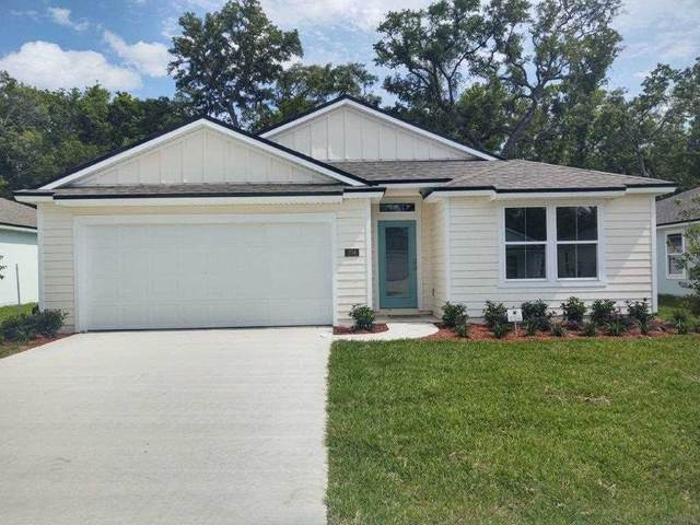 204 Chasewood Drive, St Augustine, FL 32095 (MLS #194634) :: The DJ & Lindsey Team