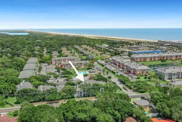 200 16th Street 205A 205A, St Augustine Beach, FL 32080 (MLS #194791) :: 97Park