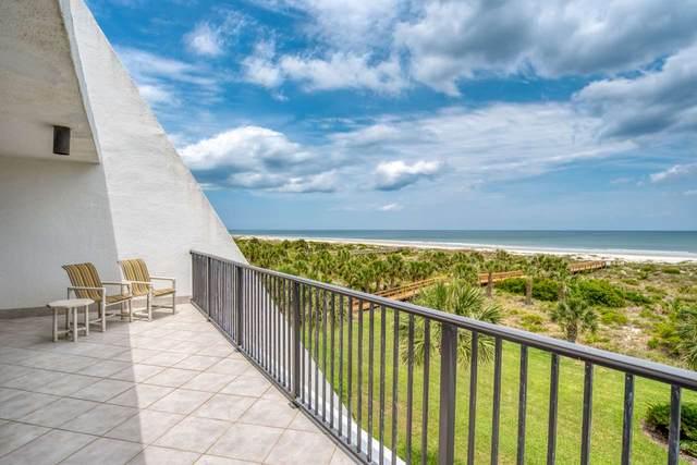 20 Dondanville Road #402 #402, St Augustine Beach, FL 32080 (MLS #194886) :: Memory Hopkins Real Estate