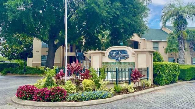 415 Augusta Cir, St Augustine, FL 32086 (MLS #194929) :: Memory Hopkins Real Estate