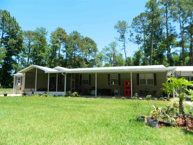 128 Roberts Rd, East Palatka, FL 32131 (MLS #195112) :: Keller Williams Realty Atlantic Partners St. Augustine