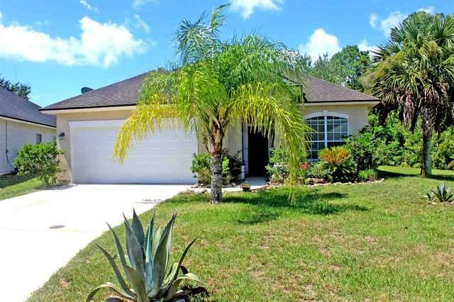 299 N Hidden Tree Drive, St Augustine, FL 32086 (MLS #195337) :: Bridge City Real Estate Co.