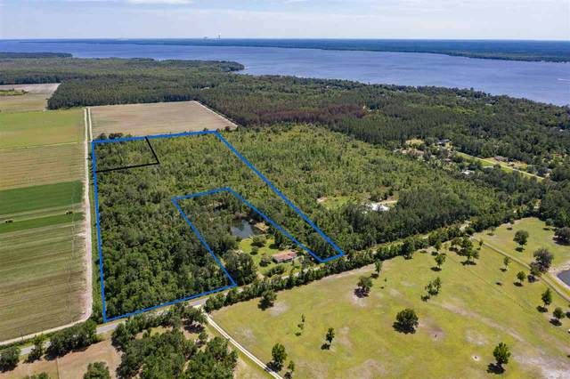0 County Road 208, St Augustine, FL 32092 (MLS #195377) :: Bridge City Real Estate Co.