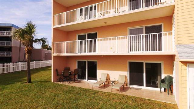 4 Ocean Trace Road #108, St Augustine Beach, FL 32080 (MLS #195381) :: Memory Hopkins Real Estate