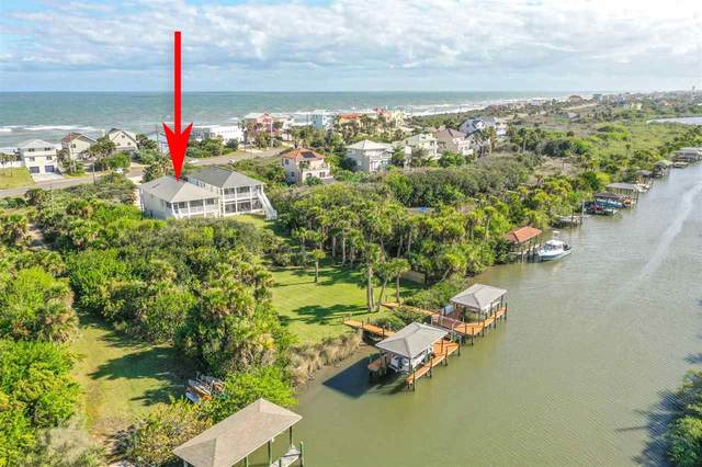 3366 N Ocean Shore Blvd, Flagler Beach, FL 32136 (MLS #195421) :: Bridge City Real Estate Co.