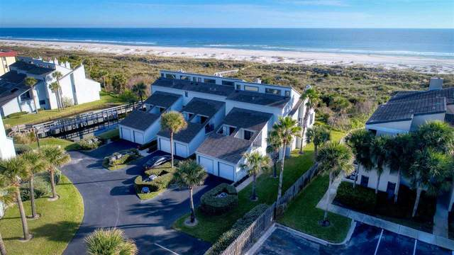 890 A1a Beach Blvd + Garage #47, St Augustine Beach, FL 32080 (MLS #195565) :: The Newcomer Group