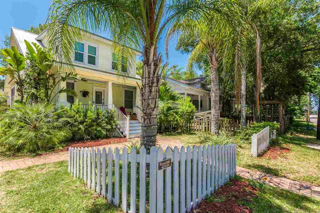 65 Saragossa Street, St Augustine, FL 32084 (MLS #195710) :: The Impact Group with Momentum Realty