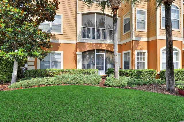 225 Old Village Center Circle #4101, St Augustine, FL 32084 (MLS #195735) :: 97Park