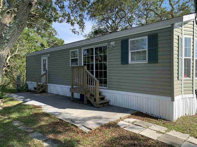 4225 S A1a J-103, St Augustine, FL 32080 (MLS #195826) :: Bridge City Real Estate Co.