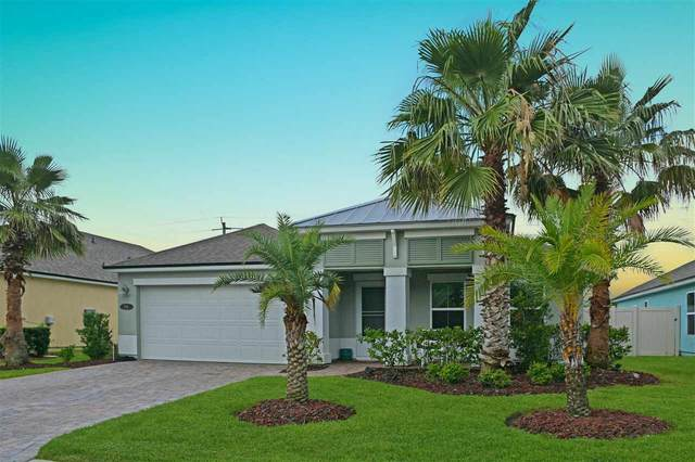 96 Tidal Ln, St Augustine, FL 32080 (MLS #196012) :: Noah Bailey Group