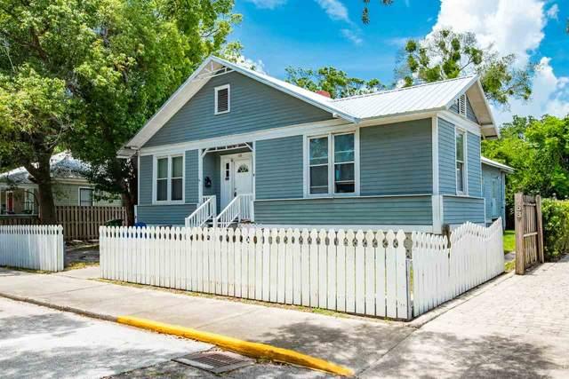 60 Carrera St, St Augustine, FL 32084 (MLS #196510) :: Noah Bailey Group