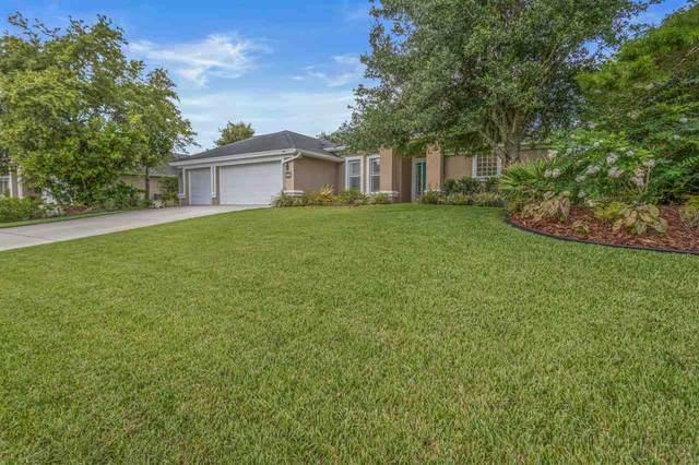 376 Point Pleasant Drive, St Augustine, FL 32086 (MLS #196585) :: Noah Bailey Group