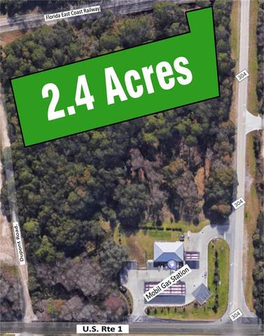 123 County Road 304, Bunnell, FL 32110 (MLS #196944) :: Memory Hopkins Real Estate