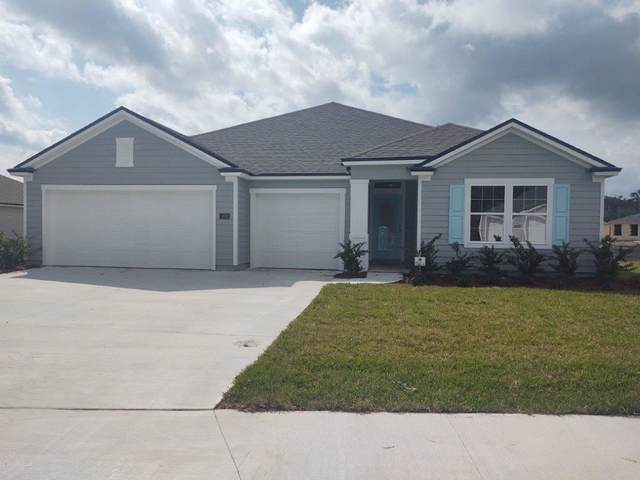 478 Chasewood Drive, St Augustine, FL 32095 (MLS #197142) :: The DJ & Lindsey Team