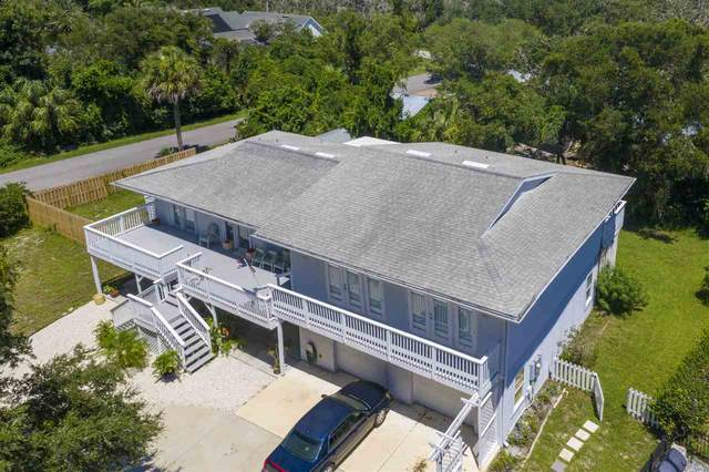 5288 Cedar Rd., St Augustine, FL 32080 (MLS #197183) :: The Newcomer Group