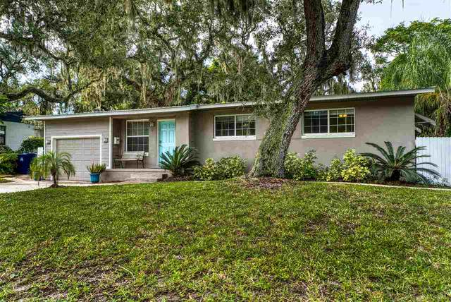 22 Madeira Drive, St Augustine Beach, FL 32080 (MLS #197228) :: Bridge City Real Estate Co.