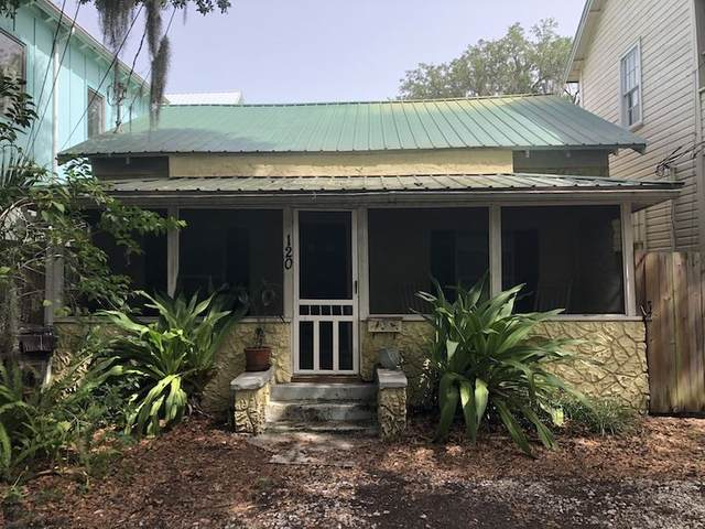 120 Pomar, St Augustine, FL 32084 (MLS #197321) :: Bridge City Real Estate Co.