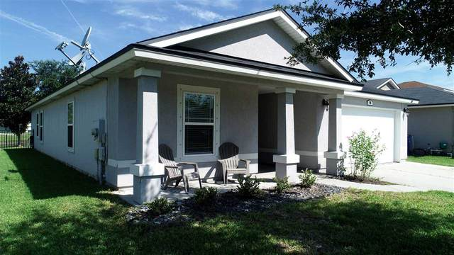 90 S Twin Maple Rd, St Augustine, FL 32084 (MLS #197455) :: The DJ & Lindsey Team