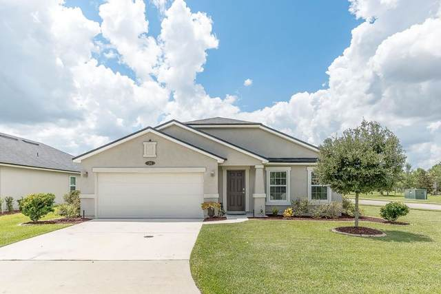 24 Green Turtle Lane, St Augustine, FL 32086 (MLS #197610) :: Memory Hopkins Real Estate