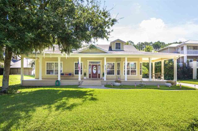 748 S County Road 13, St Augustine, FL 32092 (MLS #197646) :: Memory Hopkins Real Estate
