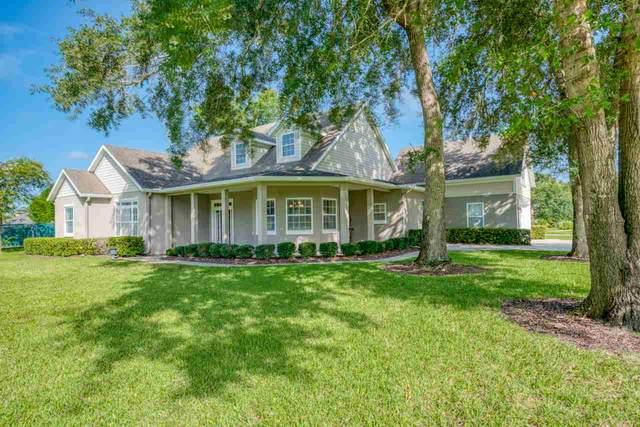 164 Moses Creek Blvd, St Augustine, FL 32086 (MLS #197672) :: Memory Hopkins Real Estate