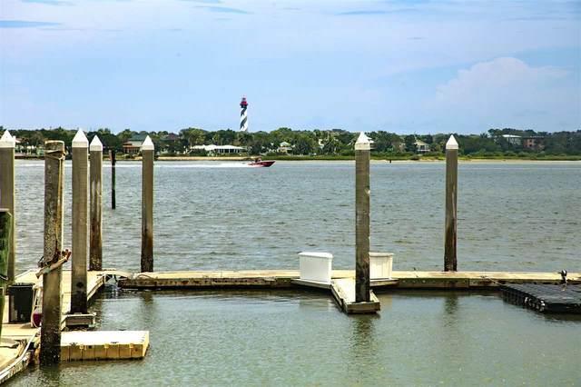 155 Marine St #305, St Augustine, FL 32084 (MLS #197766) :: Bridge City Real Estate Co.