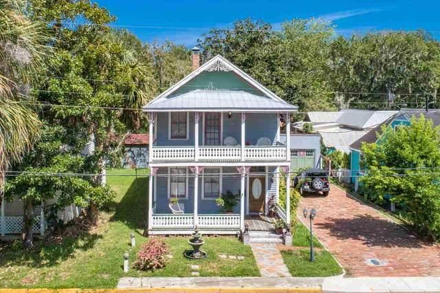 45 Abbott St, St Augustine, FL 32084 (MLS #197779) :: Keller Williams Realty Atlantic Partners St. Augustine