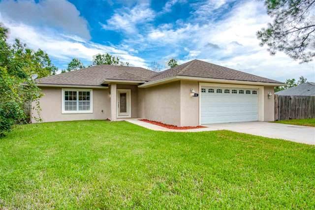 332 Crystal Lake Dr, St Augustine, FL 32084 (MLS #197923) :: Memory Hopkins Real Estate