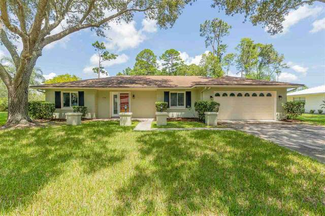 534 Sevilla Drive, St Augustine, FL 32086 (MLS #198092) :: The Newcomer Group