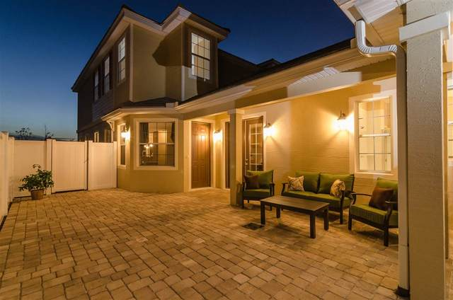 527 Hedgewood Drive, St Augustine, FL 32092 (MLS #198149) :: Memory Hopkins Real Estate