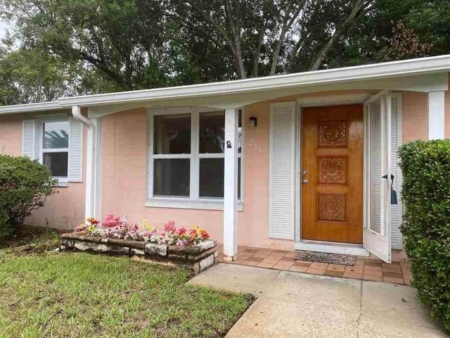 255 Almansa Rd, St Augustine, FL 32086 (MLS #198261) :: The Newcomer Group