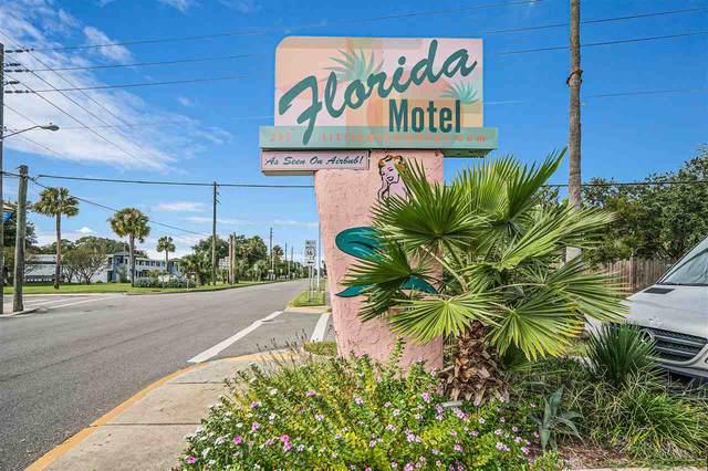 253 San Marco, St Augustine, FL 32084 (MLS #198465) :: Bridge City Real Estate Co.