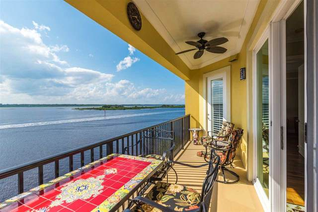 130 Sunset Harbor Way #302, St Augustine, FL 32080 (MLS #198635) :: Memory Hopkins Real Estate