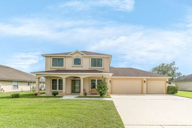 1321 Wild Pine Dr, St Augustine, FL 32084 (MLS #198662) :: The Impact Group with Momentum Realty